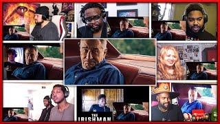 The Irishman | Final Trailer | Netflix | Reactions Mashup
