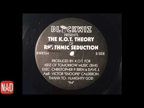 Kidz Of Tomorrow - D' Menace Theory
