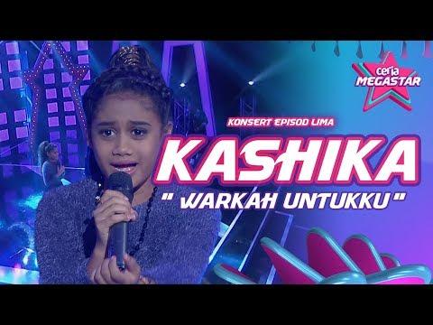 Kashika berani pilih lagu 'dewasa sikit' bawa Warkah Untukku Ara Johari   Ceria Megastar