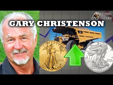 Gold Stocks will Lead a Rise in Gold & Silver! - Gary Christenson Interview