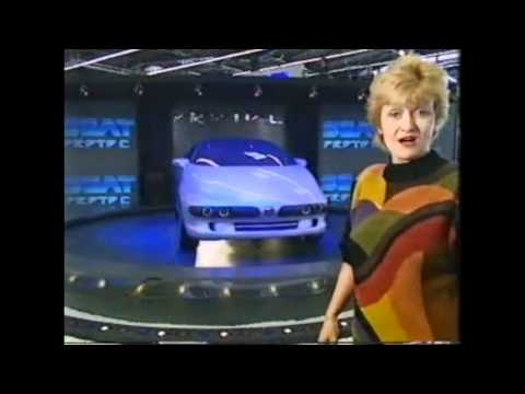 Old Top Gear 1990 - Paris Motorshow