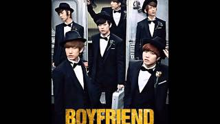 Boyfriend - Party Plane [Audio]