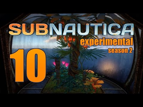 Subnautica - Experimental S2 Ep. 10 - Searching Abandoned Sea Bases!