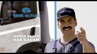 Tata Motors Commercial Vehicles - Aapke Saath Har Kadam