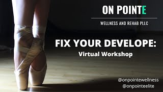 Fix Your Develope: Virtual Workshop