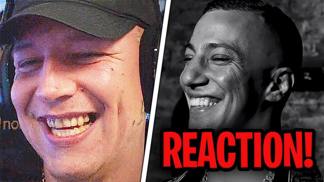 MontanaBlack REAGIERT auf FARID BANG im Hater-Interview!😂 MontanaBlack Reaktion