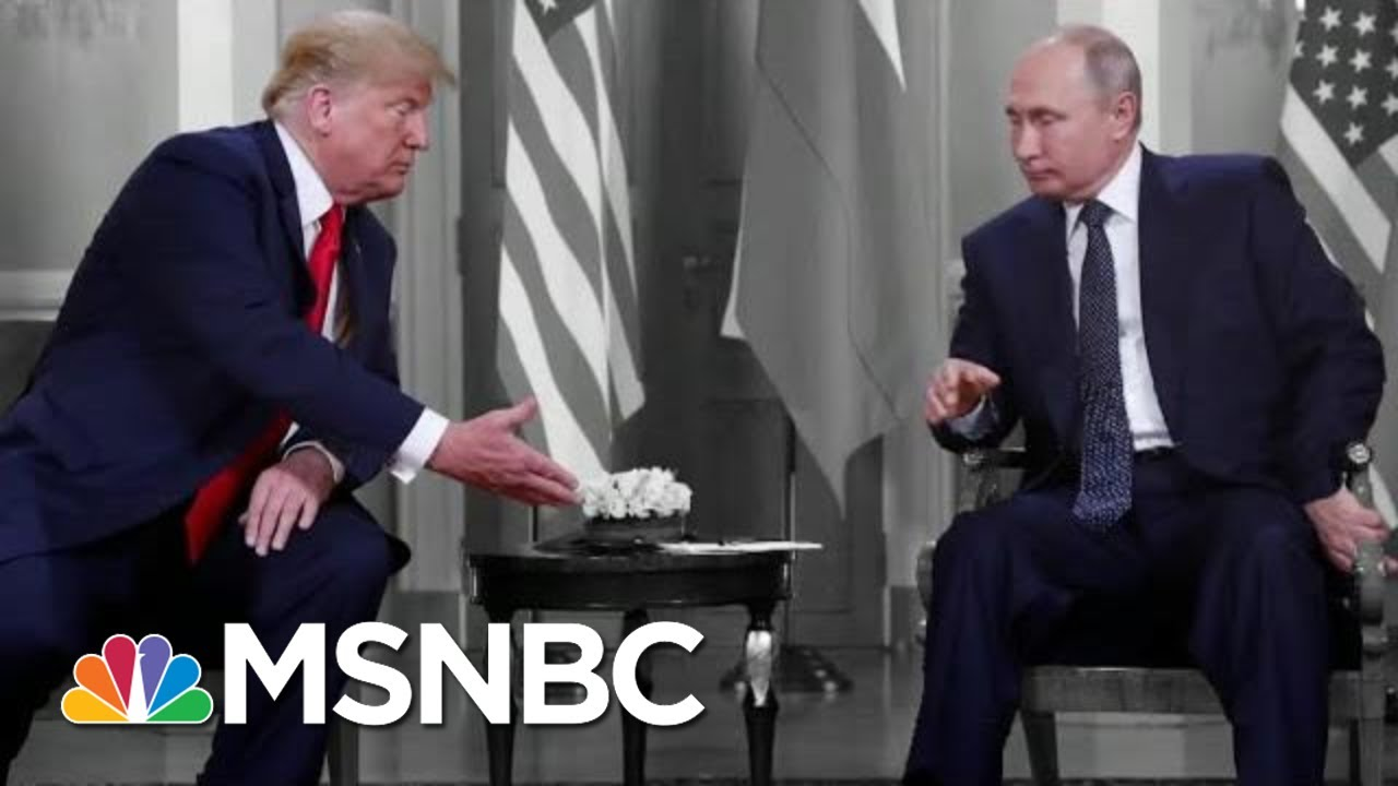 NYT: Republicans Challenged Intel That Russia's Aiding Trump Again | The 11th Hour | MSNBC