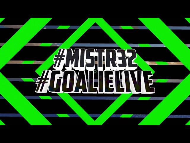 #MiStr32 - Goalie live #15