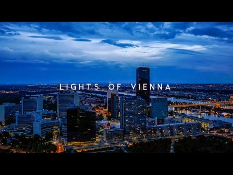 Lights of Vienna | 4K