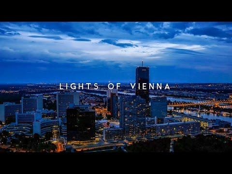 Lights of Vienna   4K