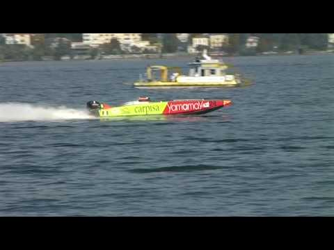 CLASS 1 WORLD POWERBOAT CHAMPIONSHIP 2009 IN STRESA (IT) Part 2 of 8