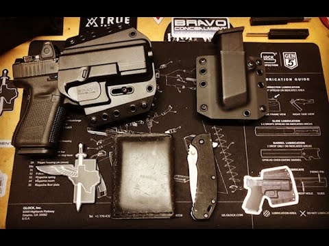 Best Glock 19 Gen 5 Mos Holster Out In The Market Hands Down Youtube