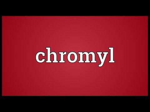 Header of chromyl