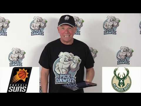 Milwaukee Bucks vs Phoenix Suns 2/2/20 Free NBA Pick and Prediction NBA Betting Tips