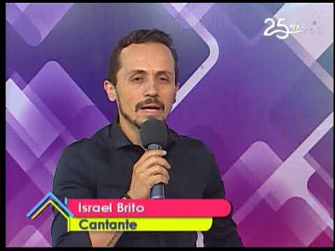 Israel Brito Cantante