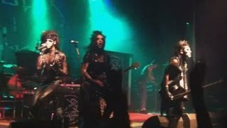 Black Veil Brides - All Your Hate / We Stitch These Wounds, Live in the UK 2011