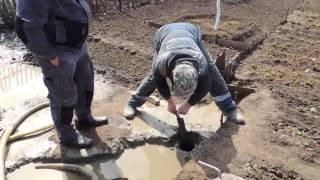 Зеркало воды в бурении скважин — Отвечаем на самый популярный вопрос