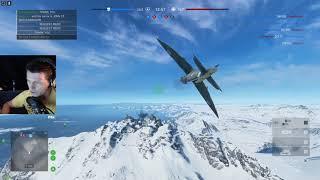 BFV - 43-1 | Air to air combat post patch | Spitfire MK VA