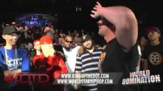 Best Lines of KOTD (video by CripwalkinK)