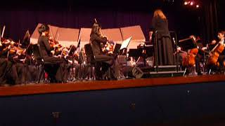 Shenandoah, American Folk Song Suite, Pittsford Sutherland Symphony Orchestra