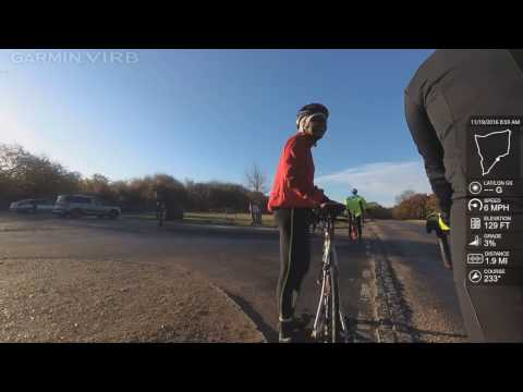 Cycling - Richmond Park to Central London