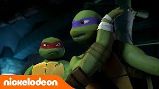 Черепашки-ниндзя | 1 сезон 7 эпизод | Nickelodeon Россия