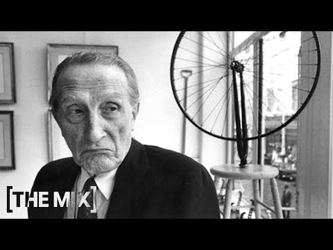 Marcel Duchamp: The Radical Artist Who Changed The Course Of Art | The Mix
