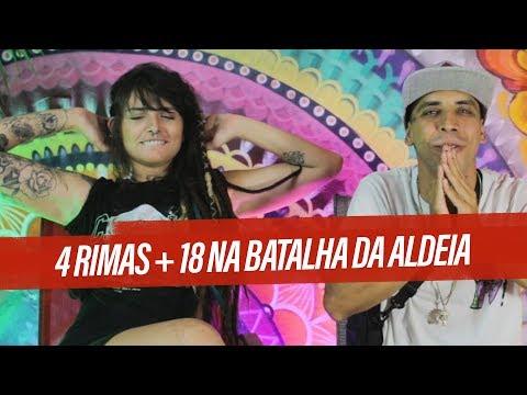 4 RIMAS + 18 NA BDA feat. DREAD HOT | Tags BDA