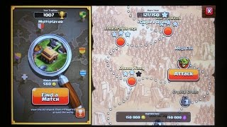 Clash of Clans Attack Mega Evil HD 720p