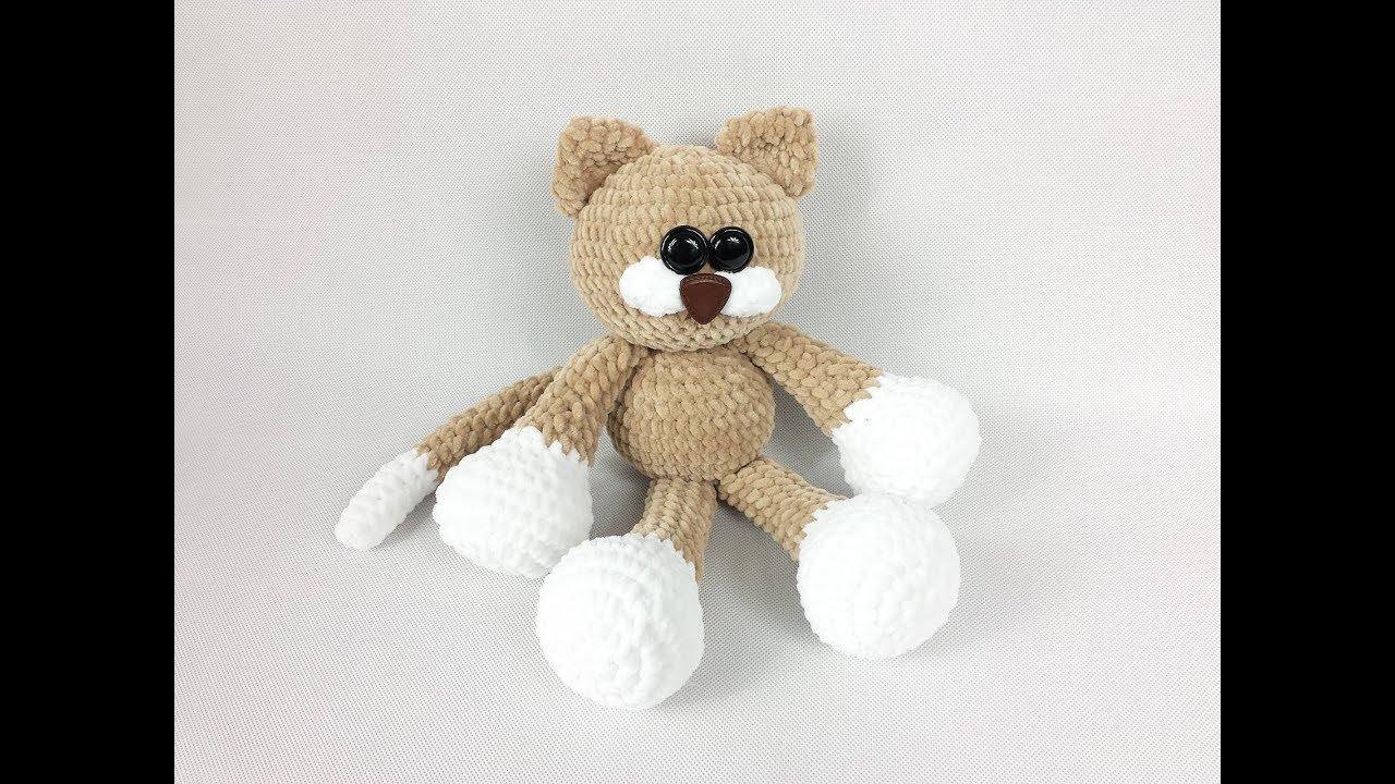 2000 Darmowe Wzory: amigurumi Wzór Cat Crochet na Stylowi.pl | 720x1280