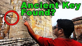 Ancient STONE KEY Technology discovered? 1000 Year Old Mystery of Rock