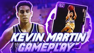 AMETHYST KEVIN MARTIN DROPS 91 POINTS IN UNLIMITED! THE MOST UNDERRATED CARD IN NBA 2K19 MYTEAM