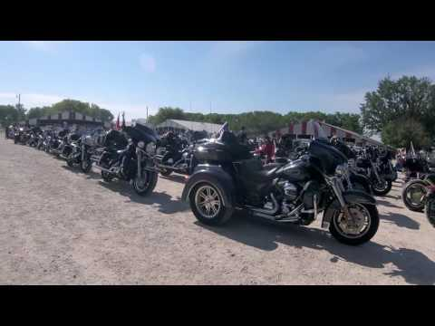 Illinois Motorycle Freedom Run 2016