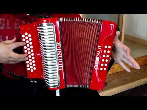 Valerio Longoria tuning/ Oye Corazon/ Hohner