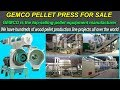 Make Pellets-1TPH Wood Pellet Production Company in Italy