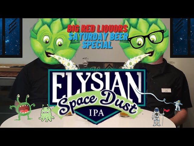 Elysian Brewing - Space Dust IPA