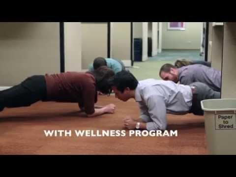 Wellness Programs: Healthy Employees = Happy Employees