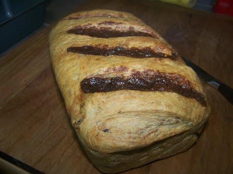 Raisin, Bread, Brown Sugar Crusted 2/3