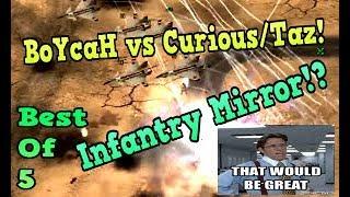 Ladder Semi Finals - BoYcaH^ vs {OP} Curious` - Best of 5 -