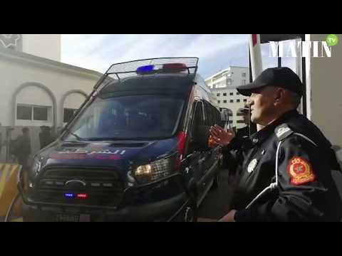 Fêtes de fin d'année : Mobilisation de la DGSN à Casablanca