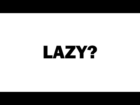 5 Simple Tricks to Overcome Laziness