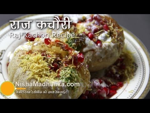Raj Kachori Recipe video Travel Video