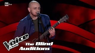"""Michele Mirenna """"Vento di passione"""" - Blind Auditions #4 - The Voice of Italy 2018"""