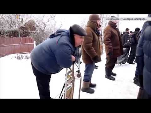Humanitarian Disaster in Debaltseve