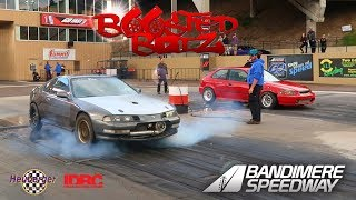 BoostedBoiz Tear Up The Track At Street Tuner Mayhem! (Hold On To Your Hats!)