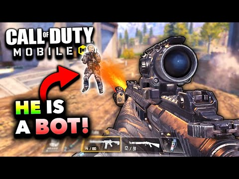 How To Spot A BOT In Call Of Duty Mobile! (Tips And Tricks)