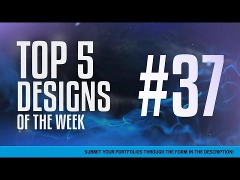 Top 5 Designs of the Week #37 Ft. Samurai tK!