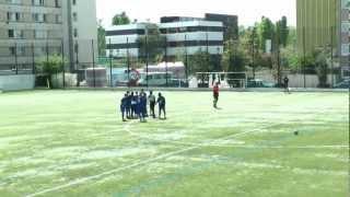 1 2 finale coupe 92 u17 levallois sc vs as meudon partie 5 6 2me mi temps