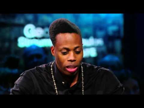 Kardinal Offishall on George Stroumboulopoulos Tonight: INTERVIEW