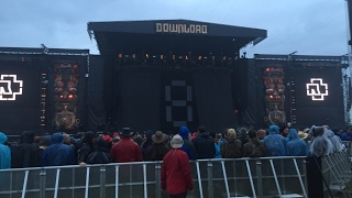 A Tour Around Download Festival.